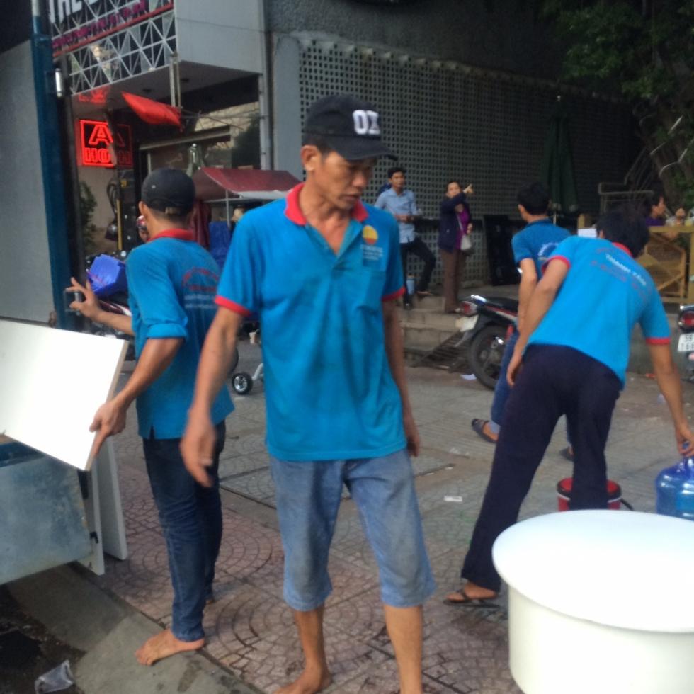 Dịch vụ chuyển nhà tại Thành Phố Hồ Chí Minh
