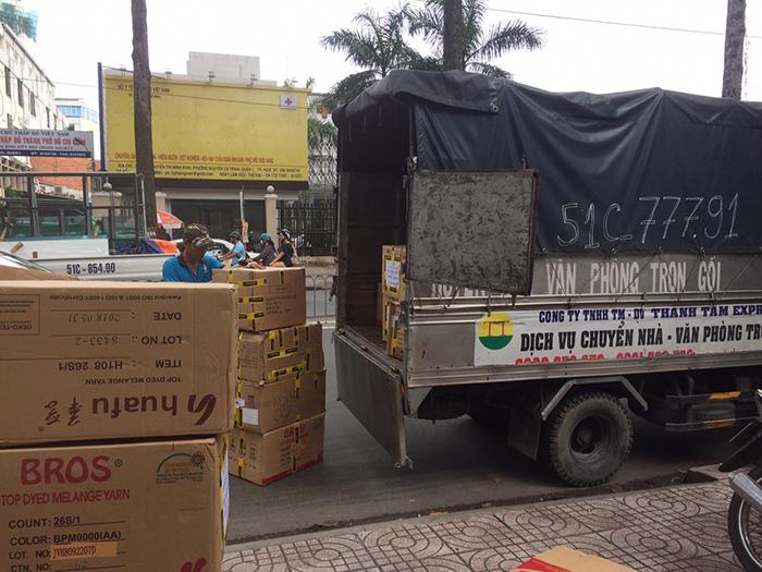 Dịch vụ thuê xe tải chuyển nhà giá rẻ tại TPHCM chuyên nghiệp cùng Thành Tâm. 