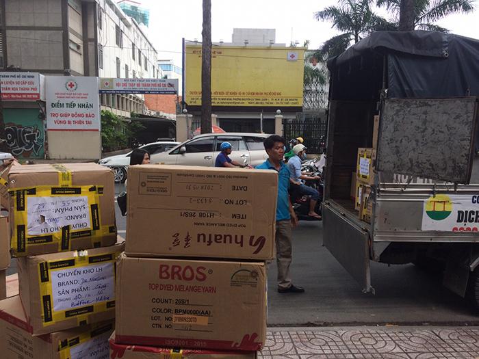 Dịch vụ chuyển nhà văn phòng trọn gói giá rẻ tại Thành Tâm.