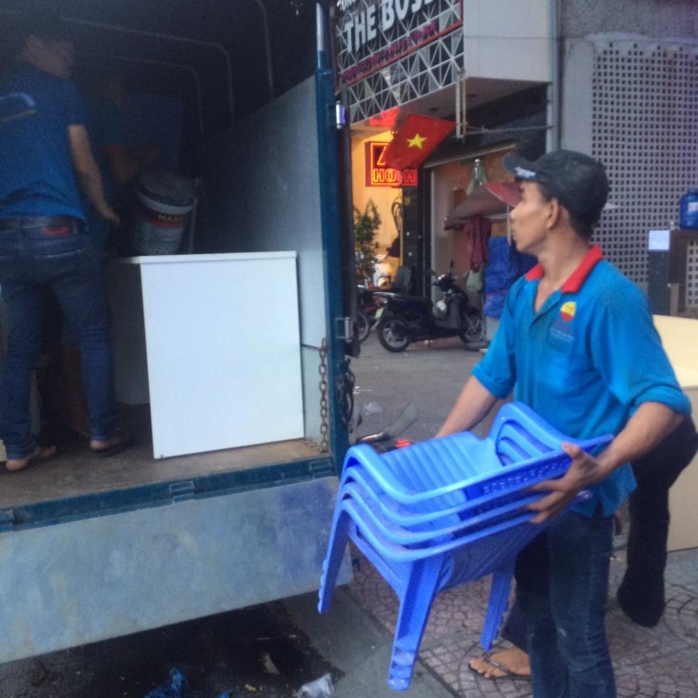 Dịch vụ chuyển nhà tại Thành Phố Hồ Chí Minh - công ty Thành Tâm