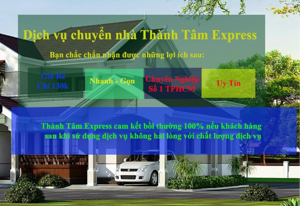 Dịch vụ chuyển nhà giá rẻ tại TPHCM