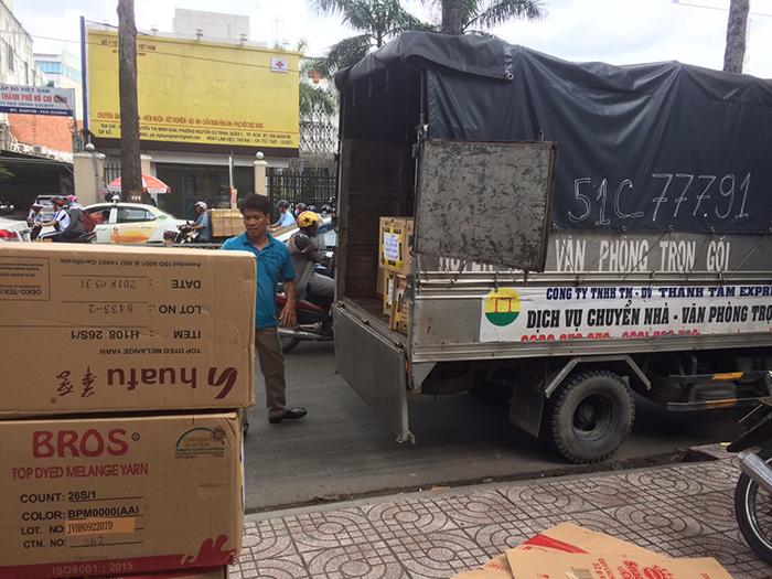 Dịch vụ chuyển nhà trọn gói giá rẻ tại Thành Tâm cung cấp