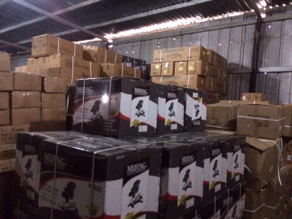 mọi hàng hóa, tài sản được đóng gói khi thuê dịch vụ taxi tải quận 4 trọn gói