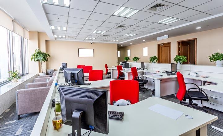 Phong thủy trong văn phòng làm việc luôn được trú trọng khi chuyển đến làm việc
