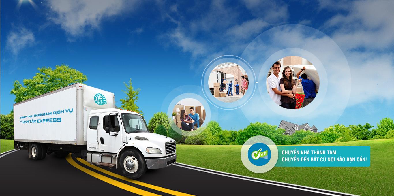 Dịch vụ chuyển nhà Thành Tâm - chất lượng tại quận 11