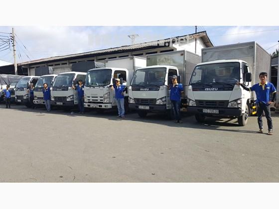 Dịch vụ taxi tải chuyển nhà Thành Tâm Express
