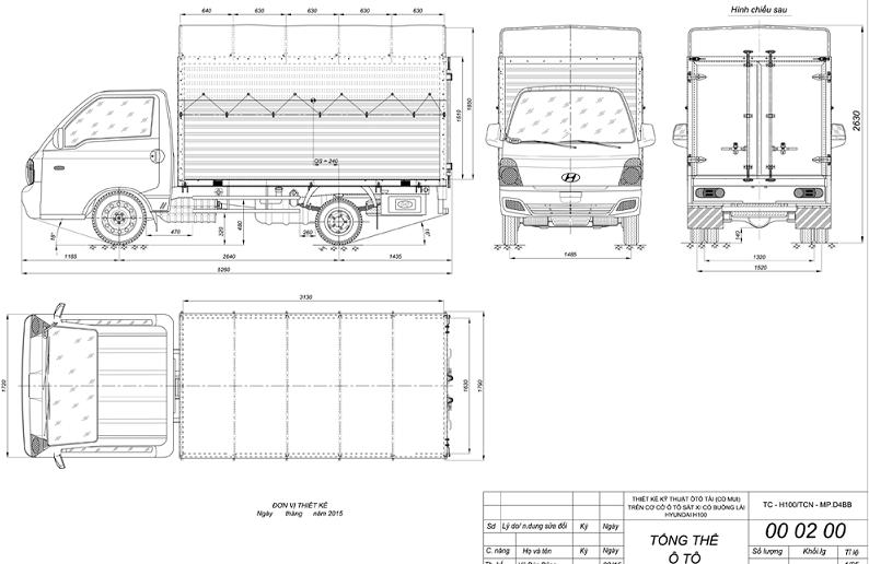 Mẫu thiết kế xe taxi tải 1 tấn tại công ty Thành Tâm Express
