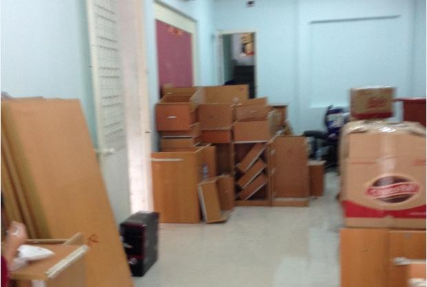 Dịch vụ Chuyển văn phòng trọn gói bình dương