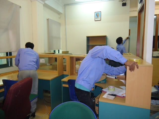Kết quả hình ảnh cho dịch vụ chuyển văn phòng