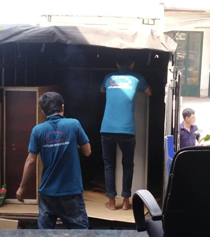 Dịch vụ chuyển nhà trọn gói TPHCM tại Thành Tâm Express