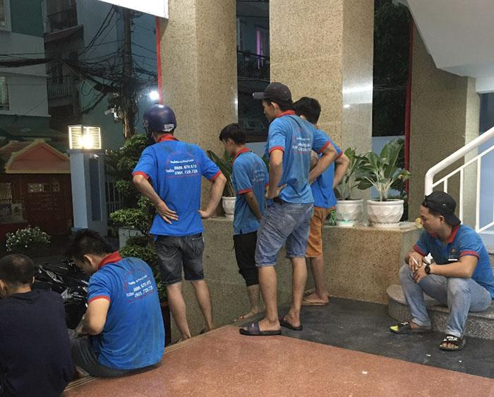Dịch vụ chuyển nhà nhanh chuyên nghiệp tại công ty Thành Tâm