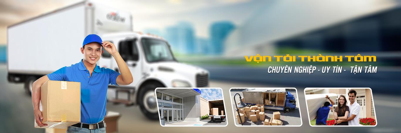 Dịch vụ cho thuê xe tải nhỏ chở hàng tại Thành Tâm Express