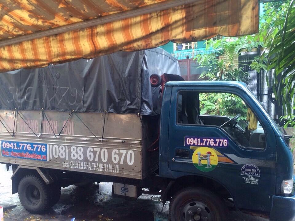 Cam kết dich vụ cho thuê xe tải nhỏ chở hàng tại Thành Tâm Express.